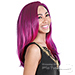 Zury Sis Synthetic Hair Dual Color Reversible Half Wig - CF-H RV BORA
