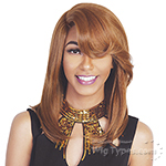 Zury Sis Diva Collection Synthetic Hair Pre Tweezed Part Wig - DIVA H IRIN