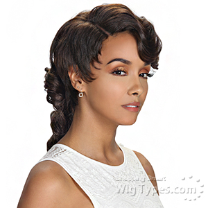 Zury Sis Diva Synthetic Hair Wig - DIVA H MINDY (4inch Side Part)