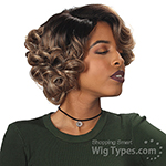 Zury Sis Prime Human Hair Blend C-Part Wig - PM NINA