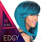 Zury Sis Synthetic Hair Wig - A LINE H EDGY