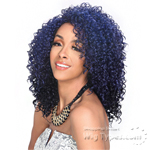 Zury Sis Synthetic Hair Dual Color Reversible Half Wig - CF-H RV PHIA