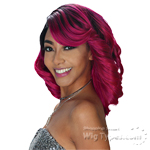 Zury Sis Diva Collection Synthetic Hair Perfect C Part Wig - DIVA H ASH