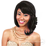 Zury Sis Diva Collection Synthetic Hair Pre Tweezed Part Wig - DIVA H BINI