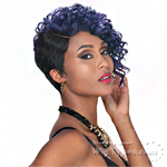 Zury Sis Diva Collection Synthetic Hair Pre Tweezed Part Wig - DIVA H KAYLA