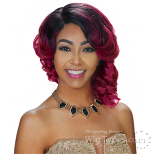 Zury Sis Diva Collection Synthetic Hair Perfect C Part Wig - DIVA H LALA