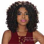 Zury sis diva collection synthetic hair pre tweezed part for Diva futura stars