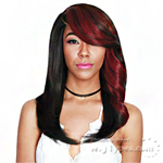 Zury Sis Diva Collection Synthetic Hair Pre Tweezed Part Wig - DIVA H UPITA