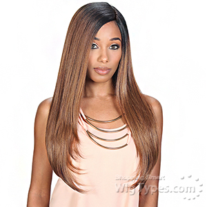 Zury Sis The Dream Synthetic Hair Wig - DR FREE H BONA (4 inch deep part)