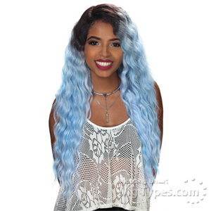 Zury Sis Glam Synthetic Hair Pre Tweezed Part Wig - GLAM H ANDIS