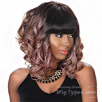 Zury Sis Glam Synthetic Hair Wig - GLAM H LULU