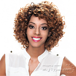 Zury Sis No.8 Human Hair Natural Mix Wig - HB NO.8 OPRAH