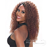 Zury Sis Naturali Star 100% Human Hair Pre Tweezed Part Wig - HR NAT 3B COY