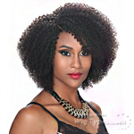 Zury Sis Naturali Star 100% Human Hair Pre Tweezed Part Wig - HR NAT 4B JEN