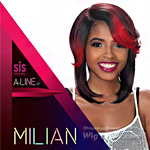 Zury Sis Synthetic Hair Wig - A LINE H MILIAN