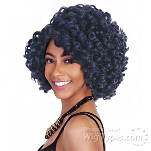 Zury Sis Naturali Star Synthetic Hair Pre Tweezed Part Wig - NAT 3A NAYA