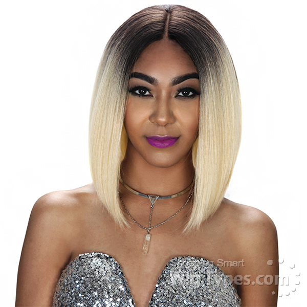 Zury Sis Naturali Star Synthetic Hair Pre Tweezed Part Wig Nat H