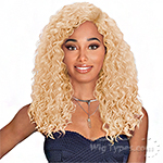 Zury Sis Prime Human Hair Blend C-Part Wig - PM LUCIA