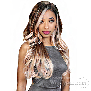 Zury Sis The Dream Synthetic Hair 5 inch Deep Part Wig - DR FREE H PETA