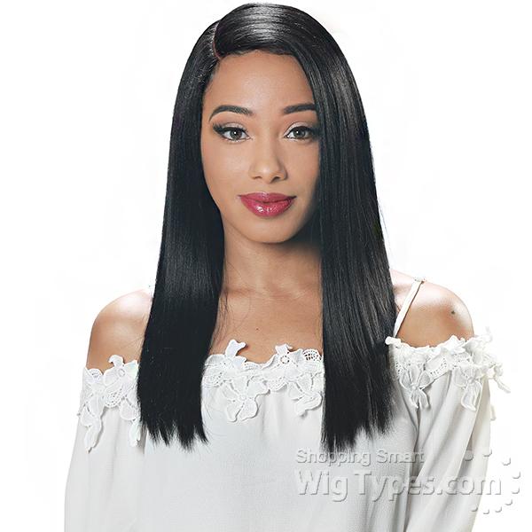 f67661d33 Zury Sis Sassy Synthetic Hair 6 inch Half Moon Part Wig - SASSY HM H LUKA