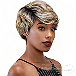 Zury Sis Sassy Synthetic Hair Wig - SASSY RC H GINGER