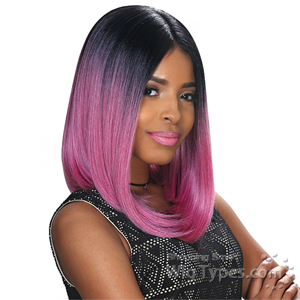 Zury Sis Slay Synthetic Hair Pre Tweezed Part Wig - SLAY H MARS