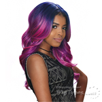 Zury Sis Synthetic Hair Swiss Lace Pre Tweezed Part Wig - SW LACE H NOVA