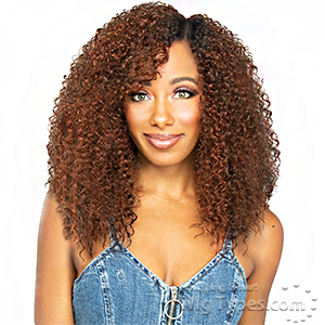 Zury Sis Transformer Synthetic Hair Wig - CF TF H MEGA