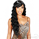 Zury Sis The Dream Synthetic Hair Wig - DR H BANG CRIMP 26