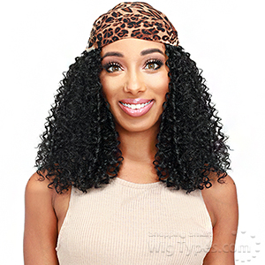 Zury Sis Synthetic Hair Scarf Wig - SF H CINTO