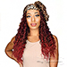Zury Sis Synthetic Hair Scarf Wig - SF-H TREZ