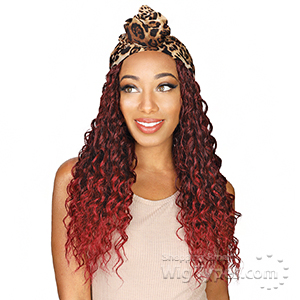 Zury Sis Synthetic Hair Scarf Wig - SF H TREZ