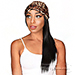 Zury Sis Synthetic Hair Scarf Wig - SF-H UNO